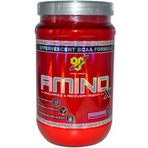 Amino X BSN 30 Serving dan Amino X 70 Serving