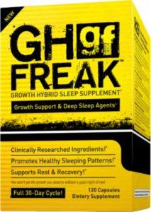 GH Freak Pharma Freak 120 capsule