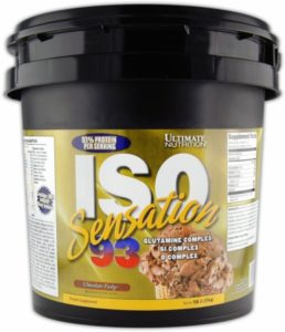 Iso Sensation 93 Ultimate Nutrition