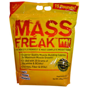 Mass Freak Gainer 15lbs Pharma Freak