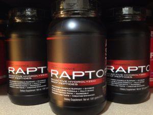 AST Raptor 3 Lbs