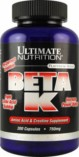 Beta K Ultimate Nutrition 200 capsule