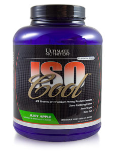 ISO Cool Ultimate Nutrition