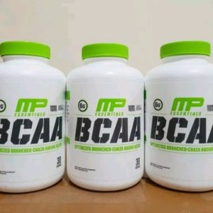 BCAA Musclepharm 240 Capsule / BCAA MP / MP BCAA