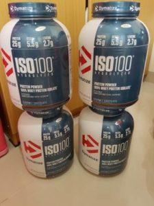 ISO 100 Dymatize 5Lbs