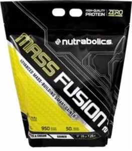 Mass Fusion Gainer 16lbs Nutrabolics BPOM