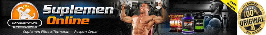 Jual Suplemen Fitness BPOM Resmi dengan harga Termurah dan Promo