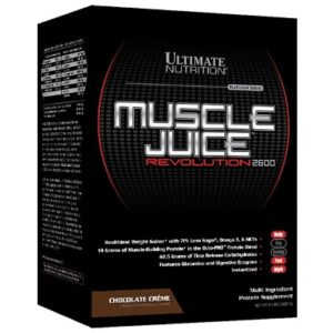Muscle Juice Revolution 2600 Gainer Ultimate Nutrition