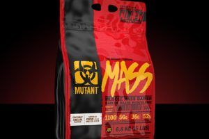 Mutant Mass Gainer 15Lbs BPOM