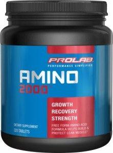 Amino 2000 Prolab isi 325 tablet BPOM