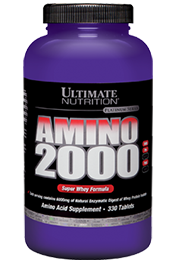 Amino 2000 Ultimate Nutrition BPOM
