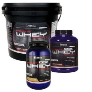 Whey Protein Prostar Ultimate Nutrition BPOM