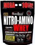 Whey Nitro Amino 10 LBS Humabolic
