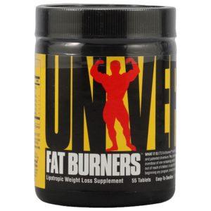 Universal Fat Burner 55capsule BPOM