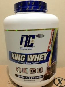 King Whey  5 Lbs Ronie Coleman