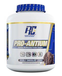 Pro Antium Whey – Ronie Coleman 5.6 Lbs BPOM