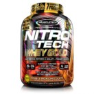 Nitrotech Gold 6 lbs Muscletech Whey Protein