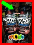 Nitrotech Power 2 Lbs Muscletech Whey Protein