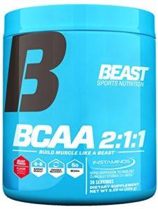 Beast Sport Nutrition BCAA – BCAA Powder ( Bubuk ) 30 Serving