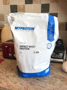 My Protein Whey Impact Concentrate 11 LBS
