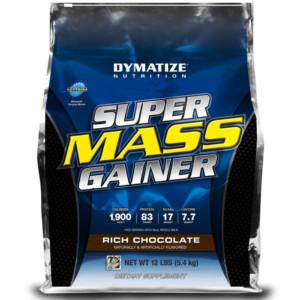 Super Mass Gainer 12 lbs Dymatize