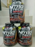Nitrotech RIPPED 4Lbs BPOM Whey Protein