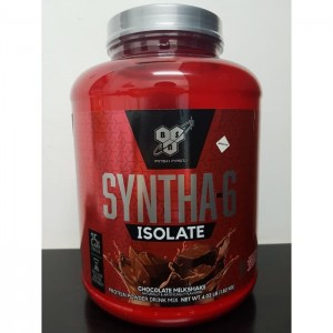 Syntha 6 Isolate 4 lbs BSN BPOM